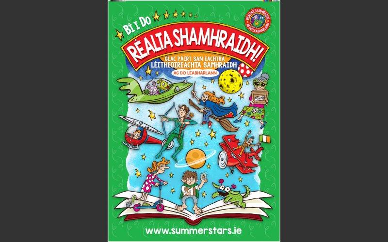 Réalta Shamraidh 2017