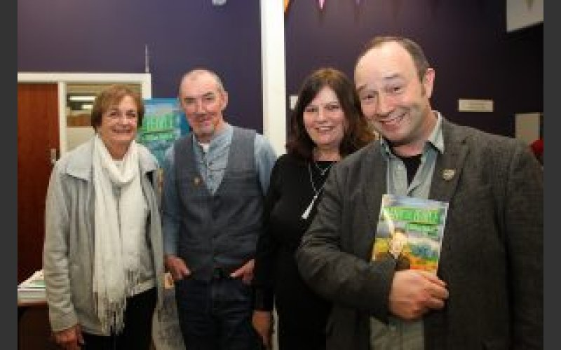 Launch of Fr Willy Doyle Book