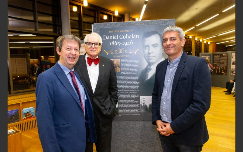 Michael Doorley, Peter Fox Cohalan, David McCullagh