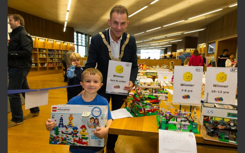Lego competition 2017