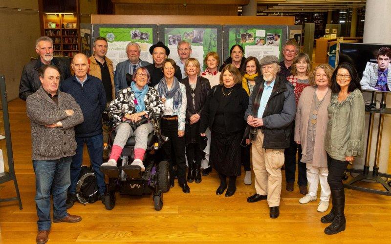 Emerald City Productions exhibition launch