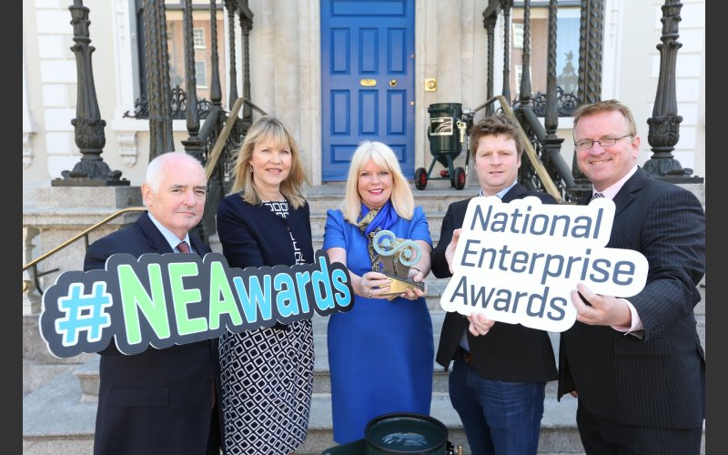 National Enterprise Awards Final Launch 2017