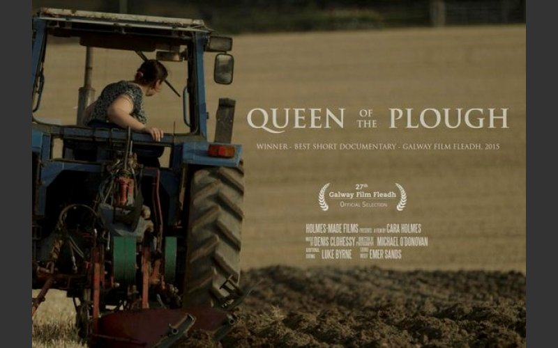 Queen of the Plough short film
