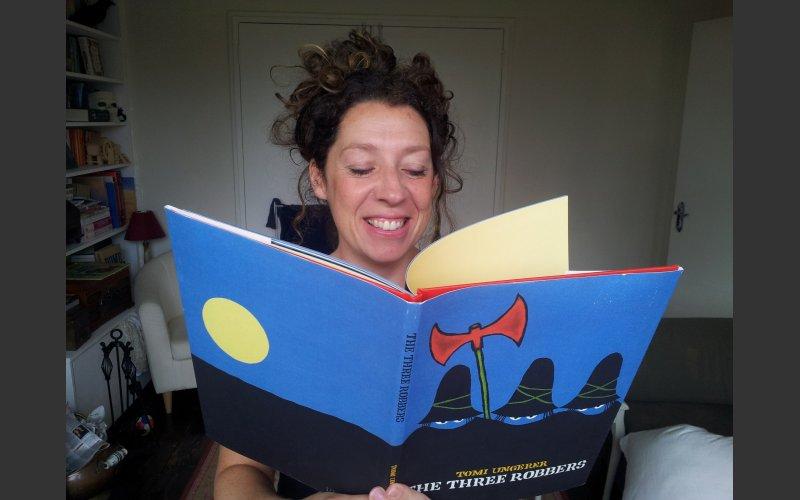 Sara Keating Baby Book Club Facilitator