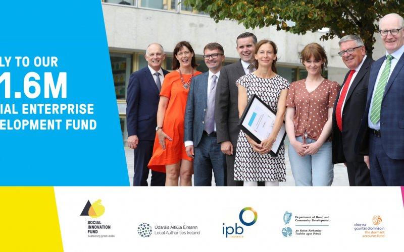 Social Enterprise Development Fund | Dún Laoghaire-Rathdown County