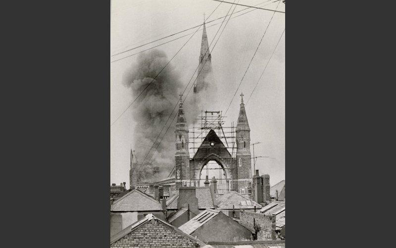 St Michael's Church fire