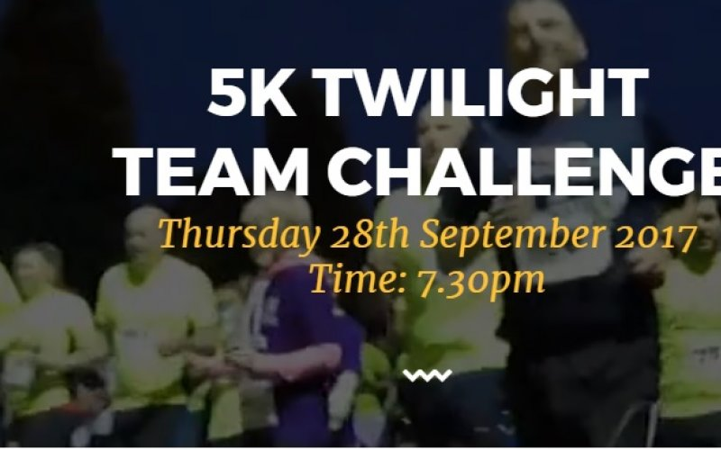 2017 Twilight Team Challenge 5K Race