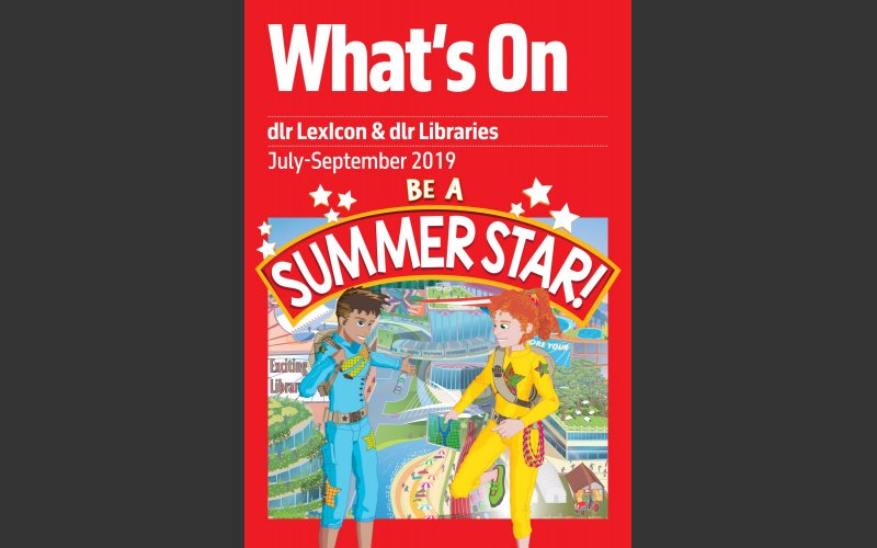 What's On July-September cover