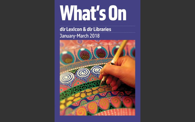 What's On Jan-Mar 2018