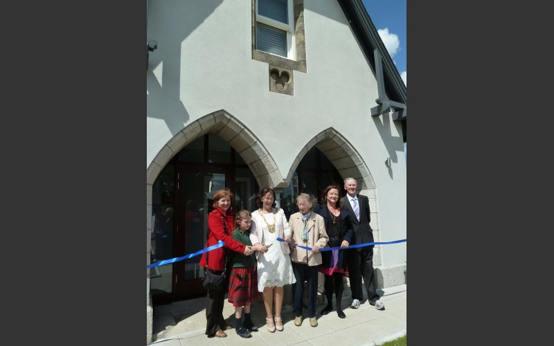 Opening of Refurbished Lodge