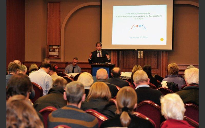 Public Participation Network PPN Interim Steering Group