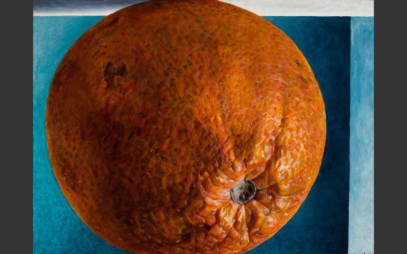 Orange by Sam Gaine
