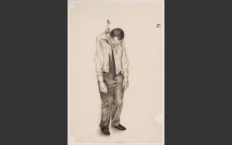 Hanging Man by Sarah Tynan