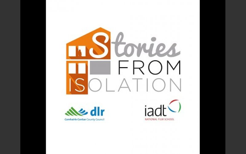 Stories From Isolation Logo