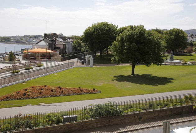 Peoples Parks Dun Laoghaire
