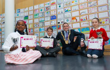 Festival of Inclusion - Childrens Arts Award2