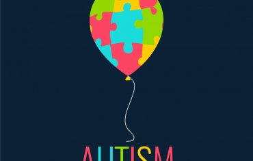 Autism balloon image