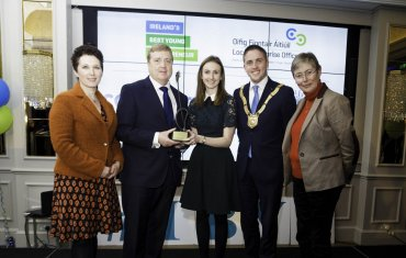 Dún Laoghaire-Rathdown local business wins Dublin Region IBYE Awards