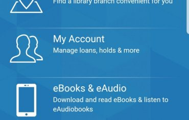 dlr Libraries app