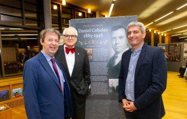 Michael Doorley, Peter Fox Cohalan, David McCullagh