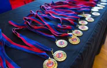 Summer Stars medals