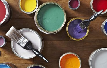 Recycled Paints