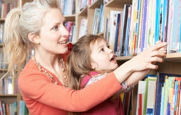 Parent and child library