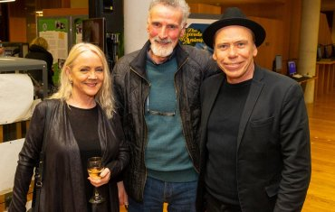 Emerald City Productions exhibition launch