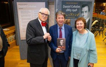 Peter Fox Cohalan, Michael Doorley, Marian Keyes